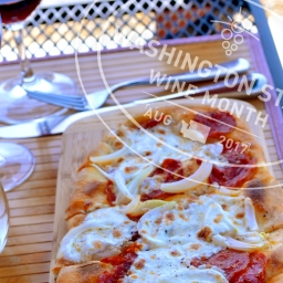 WA Wine Month: Wineries & Food!