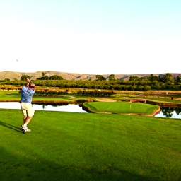 Golf and Wine Weekend